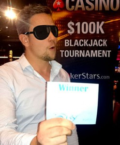 "Blackjack-Autor Radek Vegas ""Blackjack Winner"""