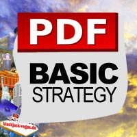 Blackjack Strategie Tabelle als PDF herunterladen