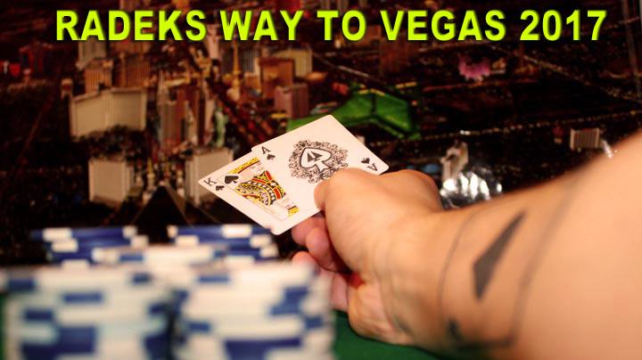 Blackjack 2017 - Radeks way to Vegas