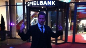 Blackjack im Casino - Spielbank Bad Wiessee