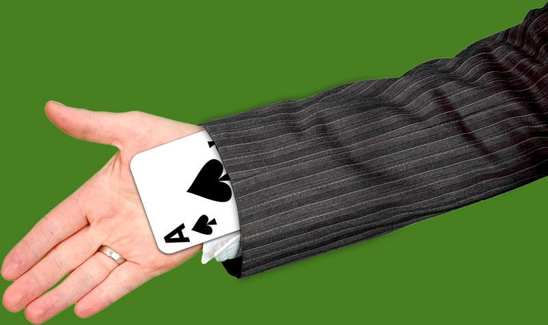 Das Ass – die wichtigste Karte bei Blackjack