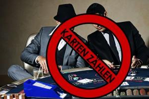 Ist Karten zählen beim Blackjack illegal oder verboten?