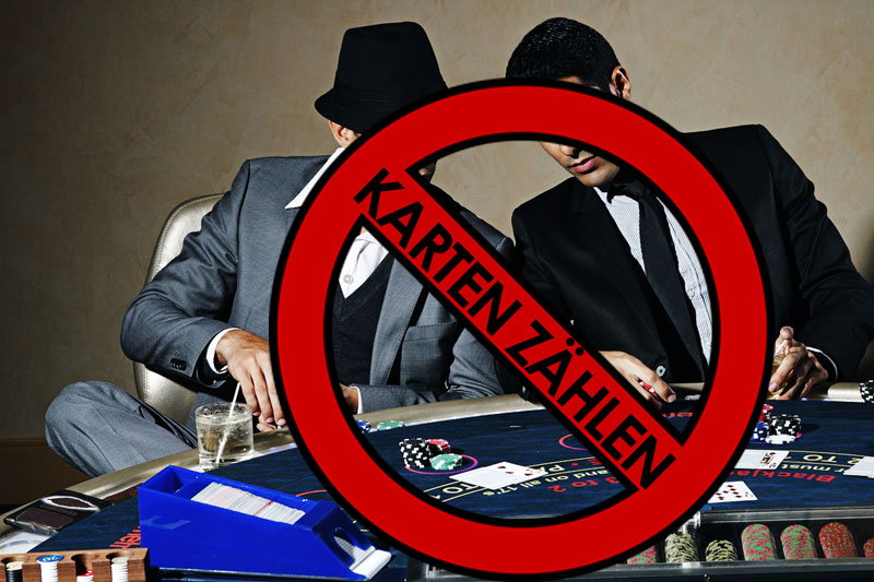 Ist Kartenzählen beim Blackjack illegal oder verboten?