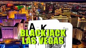 Blackjack in den Casinos von Las Vegas