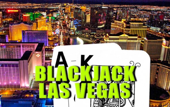 Blackjack in den Casinos von Las Vegas