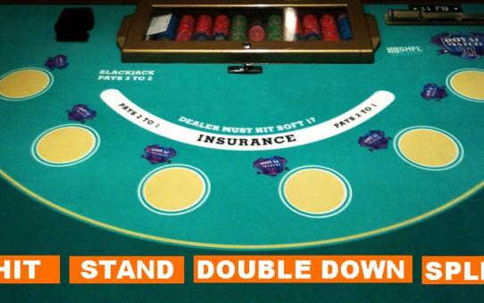 Blackjack Regeln Optionen
