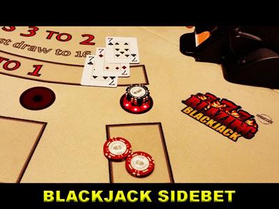 Blackjack-Sidebet im Dragonara Casino auf Malta