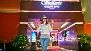 Eve Vegas im Stellaris Casino auf Aruba / Karibik
