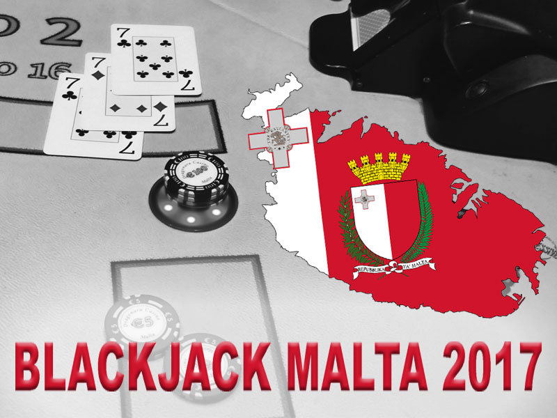 Blackjack in den Casinos auf Malta 2017