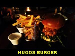 Hugos Burger Bar auf Malta