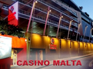 Blackjack im Olympic Casino Malta