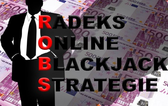 ROBS - Radeks Online Blackjack Strategie