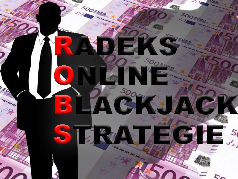 Online Casino Blackjack Strategie