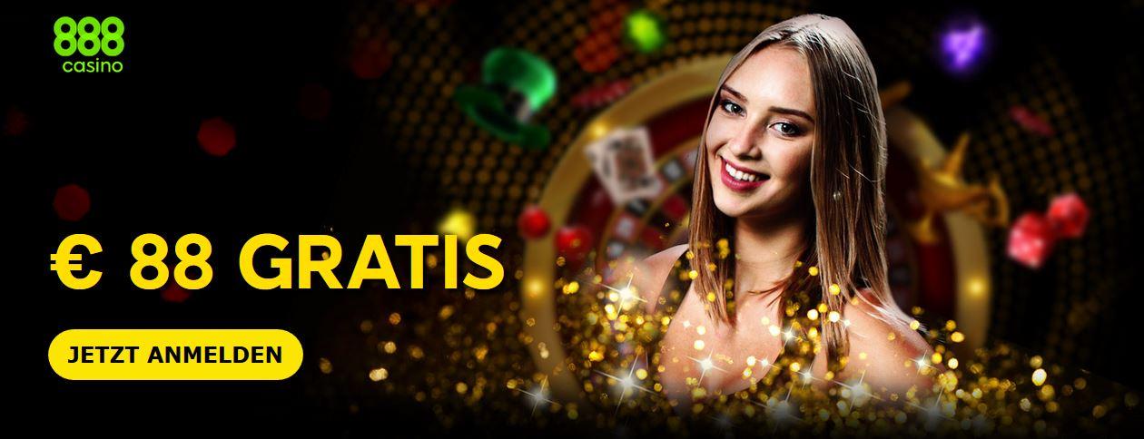Blackjack kostenlos spielen im 888 Casino