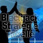 Wie man mit Hilfe der Blackjack Strategie Tabelle mehr gewinnt