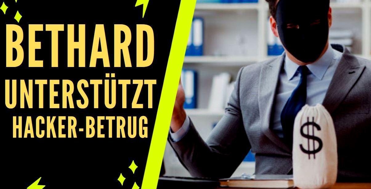 Bethard Betrug Online Casino Hacker