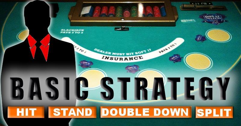 Die perfekte Basisstrategie Basic Strategy
