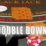 Double Down - Wann sollte man beim Blackjack Verdoppeln