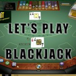 Let's Play Blackjack im Online Casino Spinit