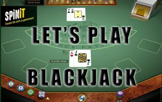 Spela Online Blackjack | Spinit