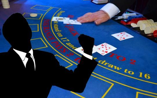 Verhaltenstipps am Blackjack Tisch