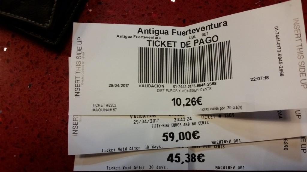 Casino Fuerteventura Gewinn beim Slots