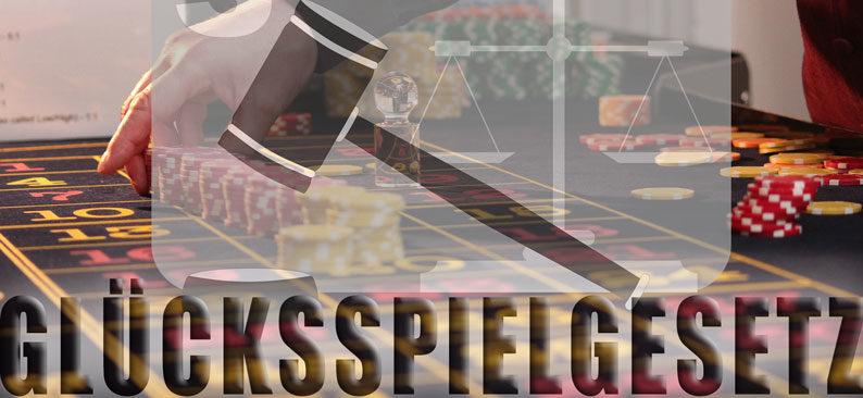 Glücksspielgesetz in Deutschland 2018