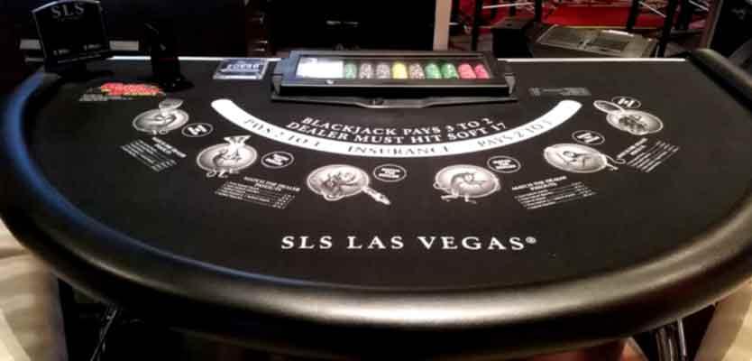 Gute Blackjack Regeln im SLS Las Vegas