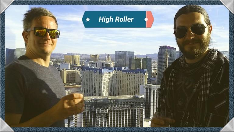 Mike K und Radek Vegas spielen Blackjack in Vegas 2017