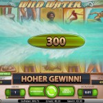 Online Casino Test des Slots Wild Water