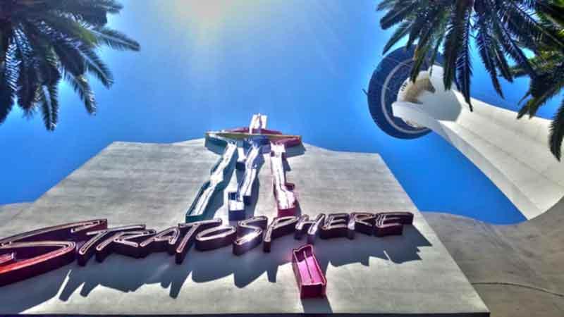 Blackjack im Stratosphere Casino Las Vegas