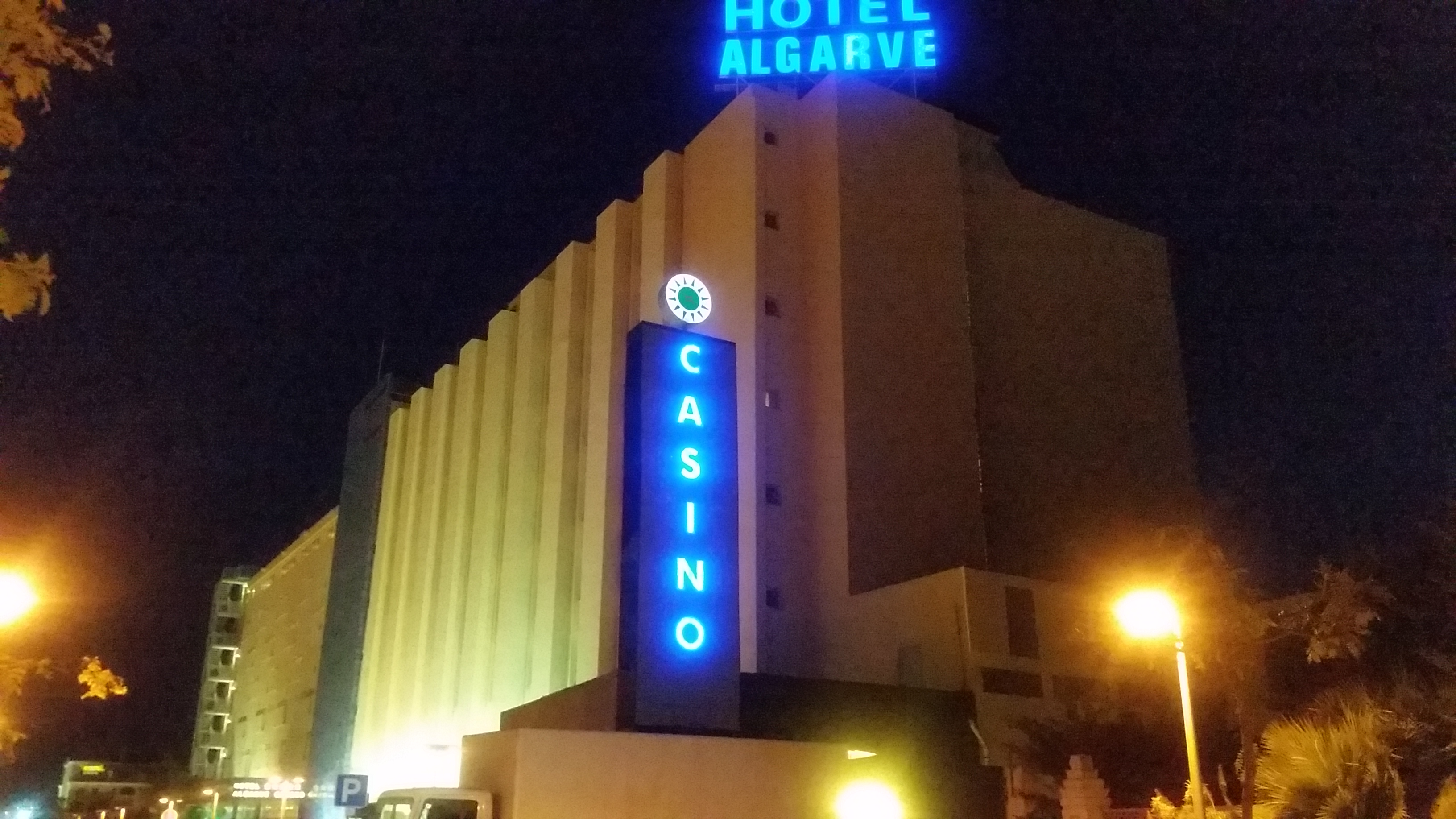 Portmonnaie füllen im Algarve Casino Portimao in Portugal