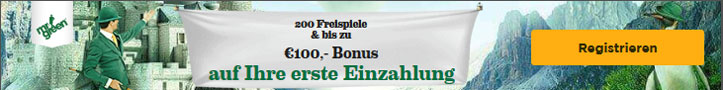 Online Casino Mr Green Banner