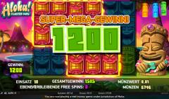 Online Casino Slot Aloha im Test