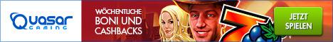 Online Casino Test - Quasar Gaming