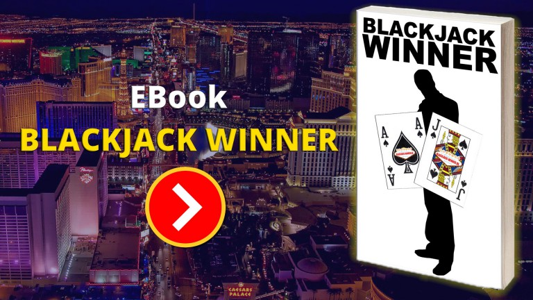 Blackjack Winner EBook Video Thumbnail