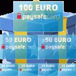 Gewinnspiel mit Blackjack-Preisen im Wert von 500 Euro