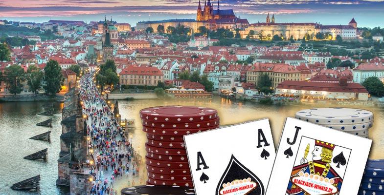 Casinos in Prag - Blackjack in Tschechien