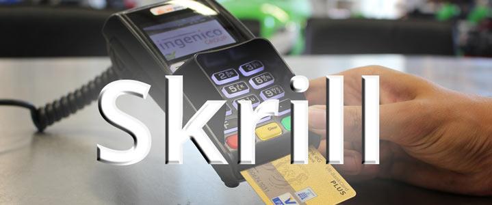 Skrill Online-Zahlungsdienst
