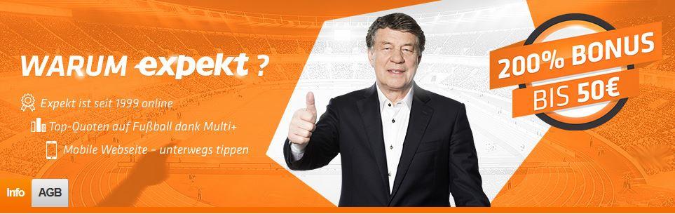 expekt.com sportwetten
