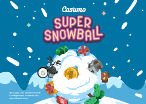 Casumo Online Casino Snowball Bonus