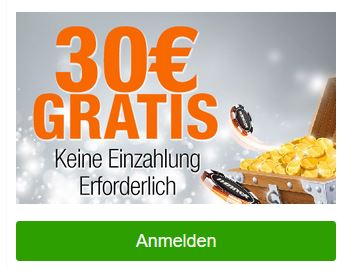 30 Euro Gratis Bonus im Winner Casino Online