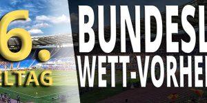 Bundesliga Vorhersage zum 16. Spieltag