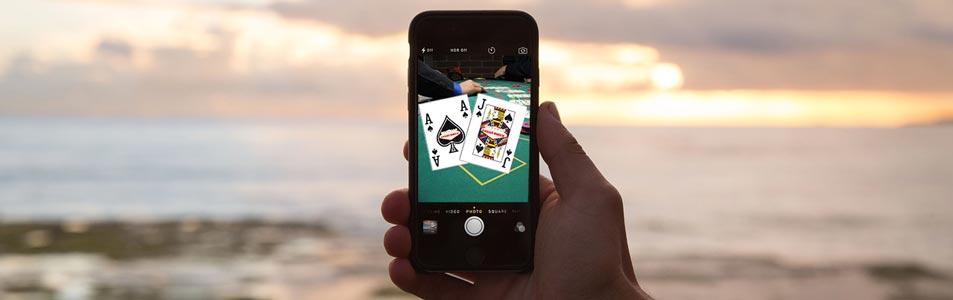 Mobile Blackjack spielen