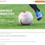 Sportwetten-Anbieter ohne 5% Wettgebühr als Steuer