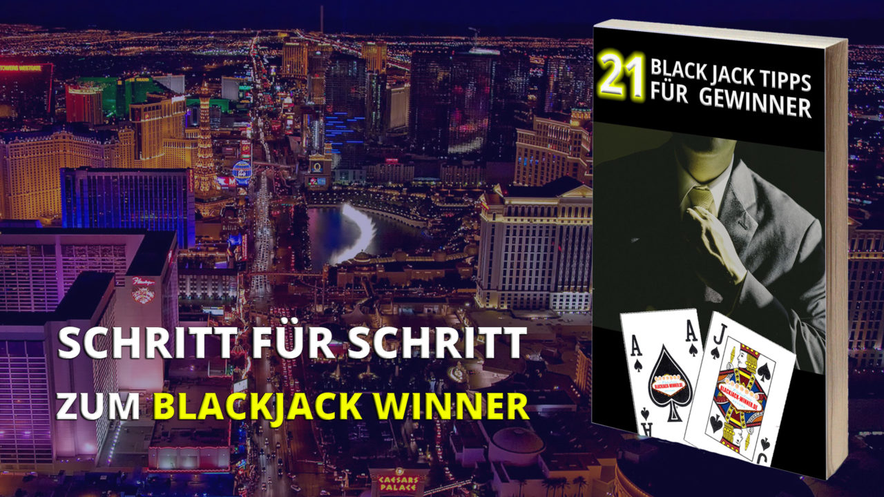 21 Blackjack Tipps kostenlos für mehr Gewinn