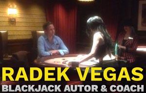 Blackjack Regeln, Strategie und Kartenzählen lernen von Radek Vegas