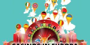 Casinos zum Blackjack spielen in Europa