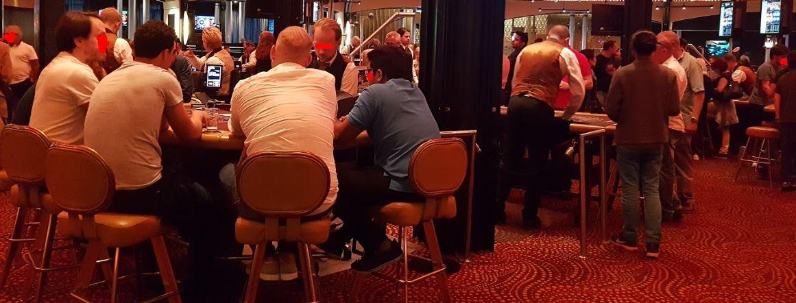 Blackjack spielen im Amsterdam Casino