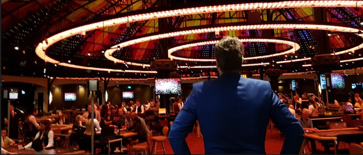 Blackjack in Amsterdam im Holland Casino